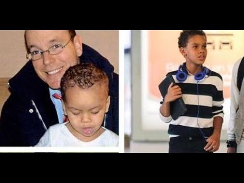PRINCE ALBERT OF MONACO ILLEGITIMATE BLACK SON -  WHY HE WILL NEVER BE A PRINCE