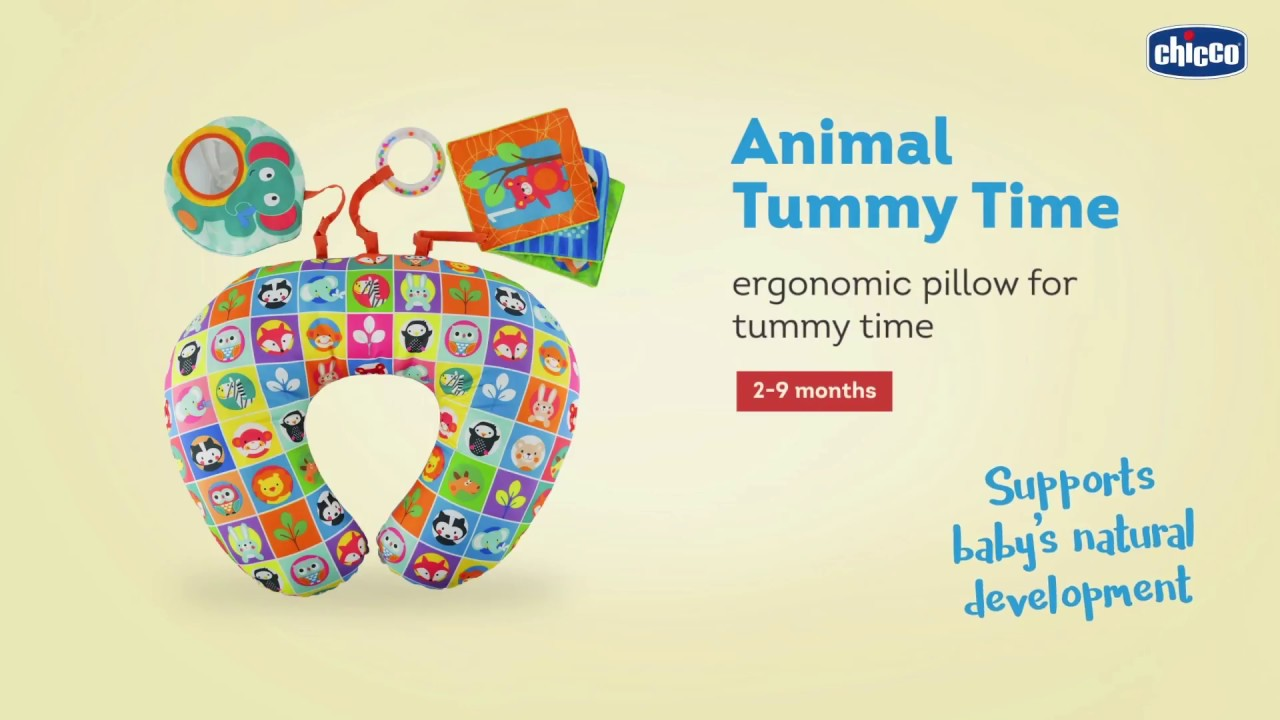 ANIMAL TUMMY TIME  DEMO VIDEO CHICCO