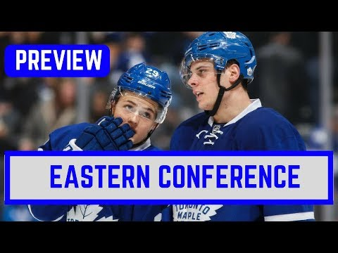 NHL Eastern Conference Preview and Predictions 2017