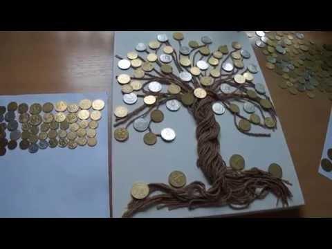 Картина Денежное дерево