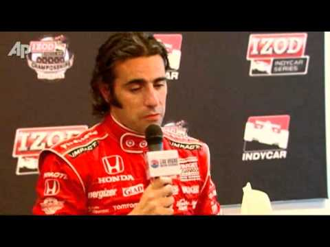 Drivers React to Wheldon's Death