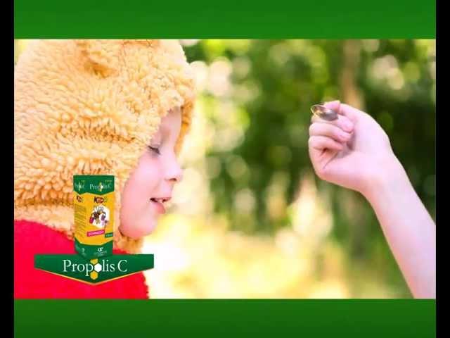 Propolis C - KIDS - Fiterman Pharma