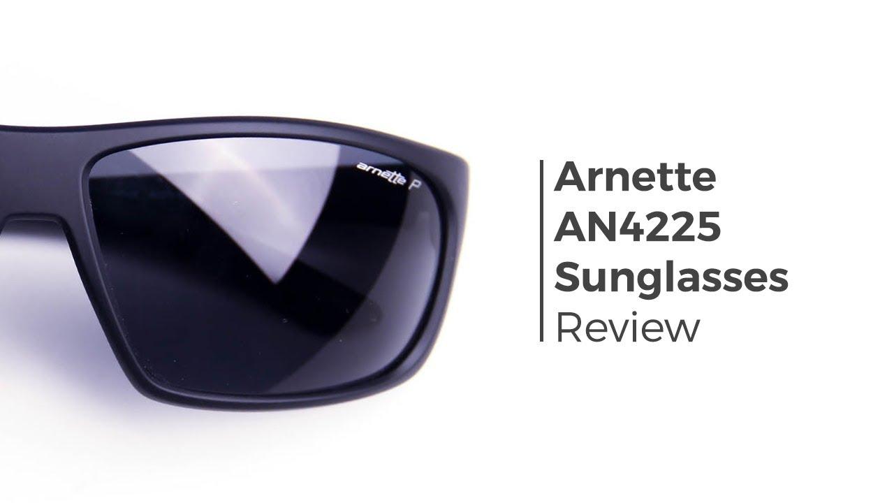 10515a0b35a Arnette AN4225 Polarized 447 81 Sunglasses Review