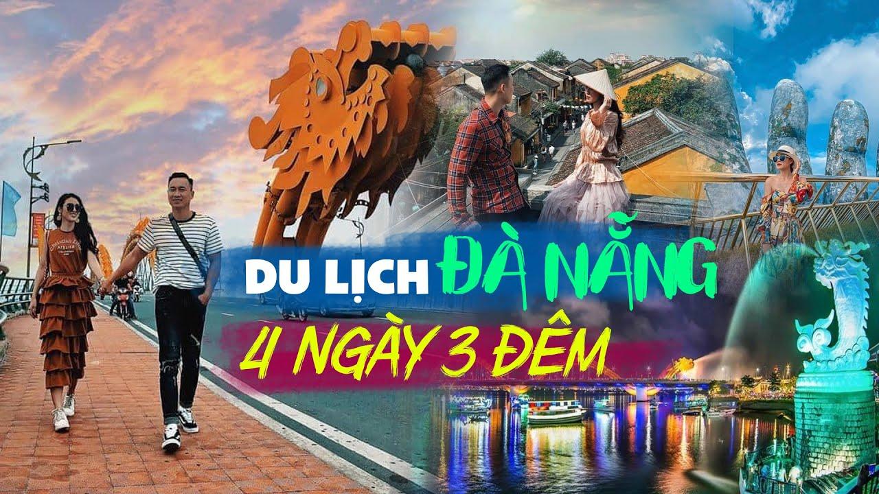 Du Lịch Đà Nẵng 4 Ngày 3 Đêm – Đà Nẵng✔️Hội An✔️Cù Lao Chàm✔️Bà Nà Hills