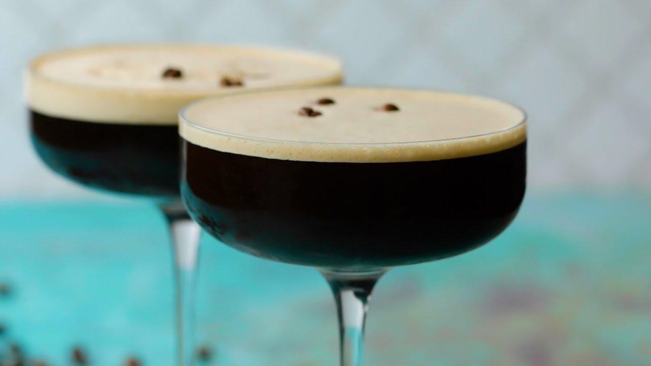 Guinness Espresso Martini