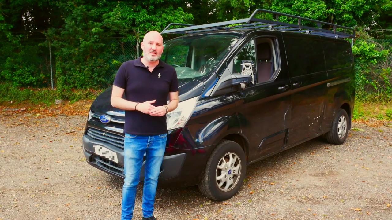 2014 Ford Transit Custom -  5 Thumbs Down?! - Review | Vanarama