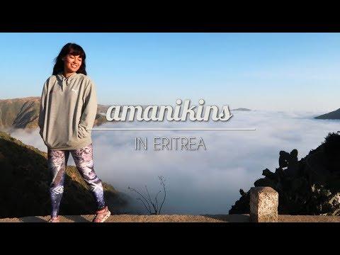 Amanikins in Eritrea!