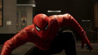Spider-Man Saves Mary Jane (Last Stand Suit Walkthrough) - Marvel