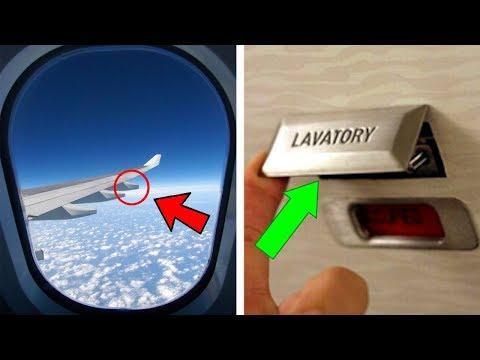 10 AirPlane Secrets Flight Attendants Hide From You
