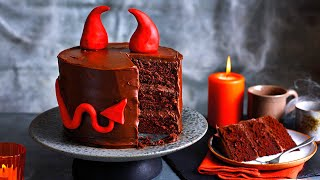 Chocolate Cake Or Devil'S Food \ How to Cook Guide Recipe
