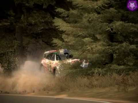 colin mcrae dirt crashes   accidents compilation youtube