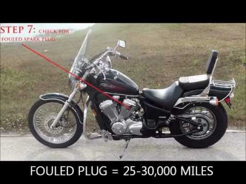 HOW TO DETECT MOTORCYCLE ODOMETER FRAUD