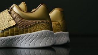 JORDAN J23 GOLD Shoes