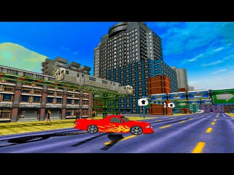 GTA 1 In 3D (GTA 1 In FIRST PERSON)