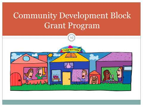 2017-18 City of Asheville Training for CDBG and HOME Funding (CDBG Reallocation)
