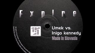 Umek vs. Inigo Kennedy - Untitled ( Made In Slovenia - B1 )