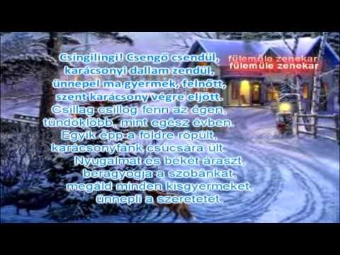 Karácsonyi Dal - Ünnep Csillog - Fülemüle Zenekar - karácsonyi gyerekdalok