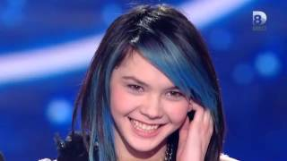 Sophie-Tith - Raise your glass - Nouvelle Star 29.01.13 HD