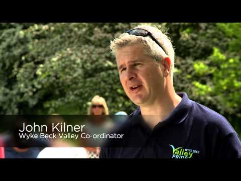 Wyke Beck Valley Pride - Community Projects with the Ahead Partnership