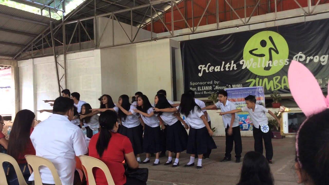 peace not war speech choir