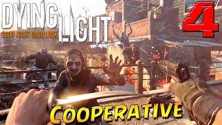 Dying Light - Online #4 ► ВОТ ЭТО ВЕСЕЛЬЕ и УГАР !!!