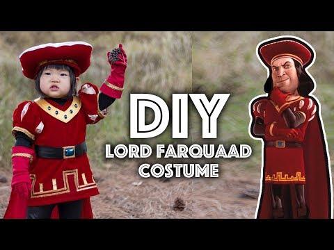 DIY Lord Farquaad Costume | Halloween...