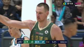 [SBL]2019/05/04 Ihor Zaytsev  24pts 15rb 6as Full Highlights vs 富邦  總冠軍Game1
