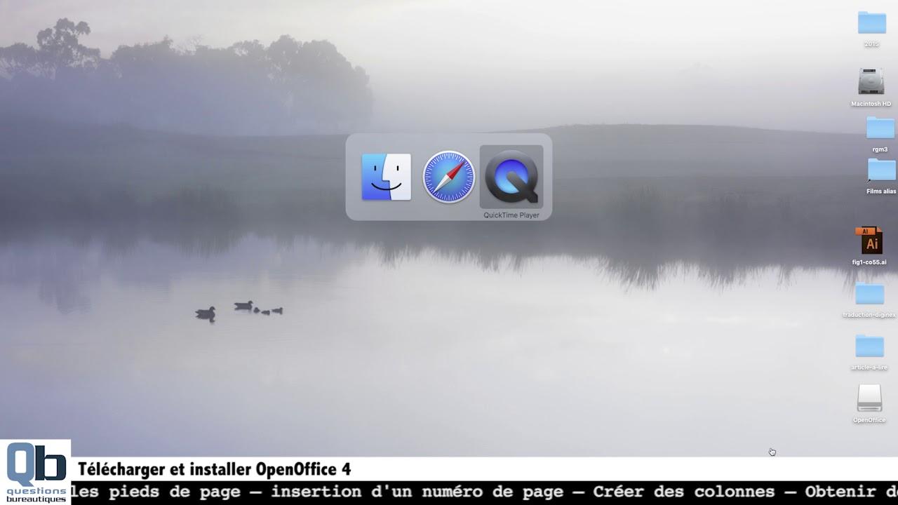 telecharger open office 2007 gratuit pour windows 7