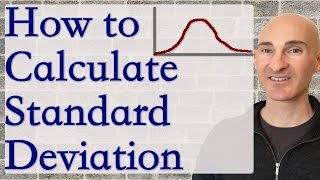Standard Deviation How t๐ Calculate by Hand (Formula)