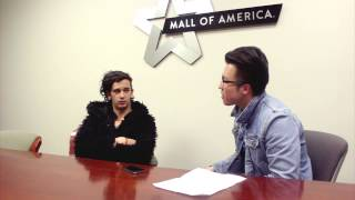Interview With The 1975 (Matthew)