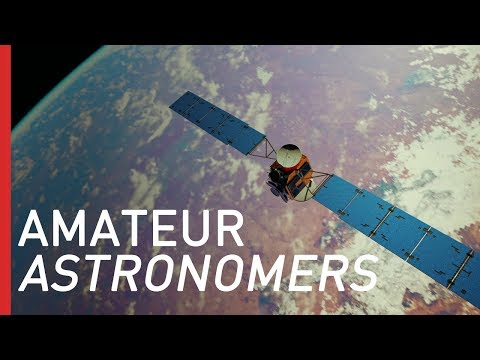 Meet the Amateur Astronomer Who Found a Lost NASA Satellite | Freethink