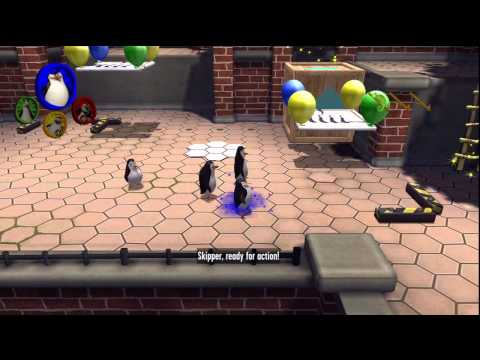 Ps3 game: The Penguins Of Madagascar P7