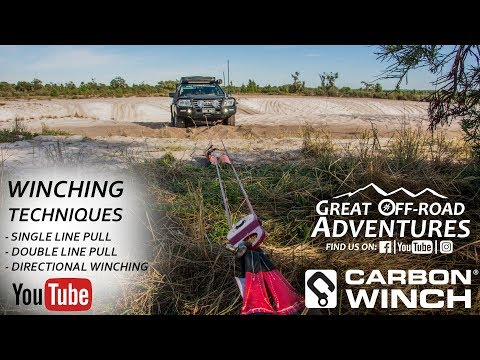 Download How To Install A 4wd Winch Carbon 12000lb Winch