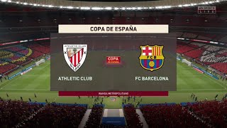 Please leave a like and subscribe! athletic bilbao vs barcelona copa del rey subscribe now so you never miss new video ➤https://www./channel/ucvip...