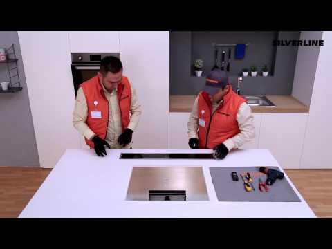 How to Install a Downdraft Linear Motion Hood