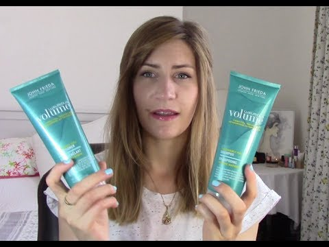 how-to-add-volume-to-thin-and-flat-hair---using-john-frieda-and-charles-worthington-products