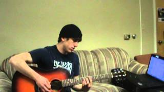 Under The Bridge - Red Hot Chili Peppers Cover Hunter Gray