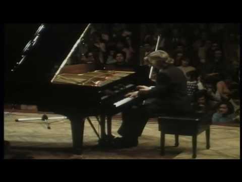 Krystian Zimerman Chopin - Grande polonaise brillante Op.22, Chopin Piano Competition