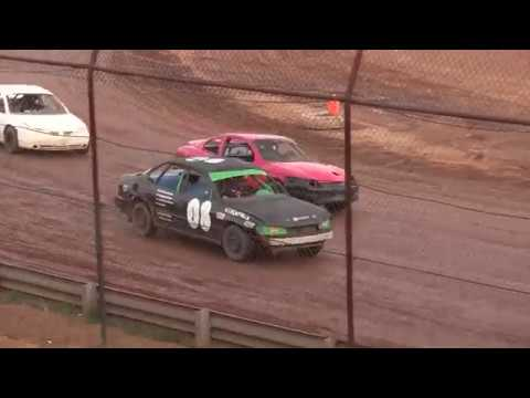 Tyler County Speedway Modlite/Street Stock/Bomber Features 6-29-19