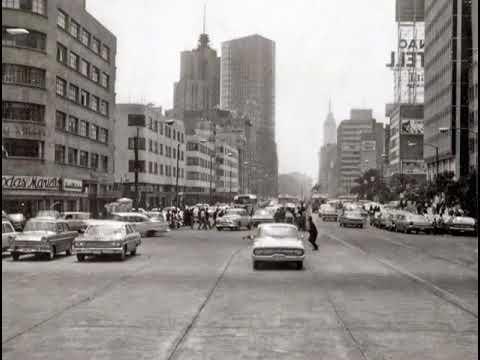 MUSEUM MEXICO DF 22  antigua calle de ejido, 1975