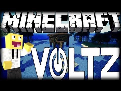 Minecraft - Voltz - O Começo de Tudo!!!