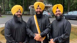 Raag Basant. Bhai Kuldip Singh Gurdwara Sant Sagar Bellerose New York.