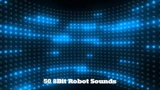 50 8BIT ROBOT SOUNDS *FREE DOWNLOAD*