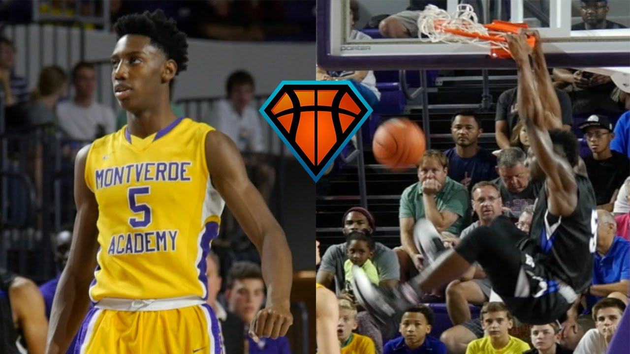 Montverde vs IMG Academy BATTLE For Florida at 2016 City ...