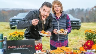 MY FAVORITE THANKSGIVING MEAL | Rabil's Kitchen