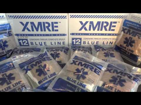 XMRE Blue Line Features