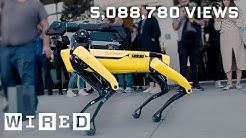 How Boston Dynamics' Robots Became Internet Favorites | WIRED