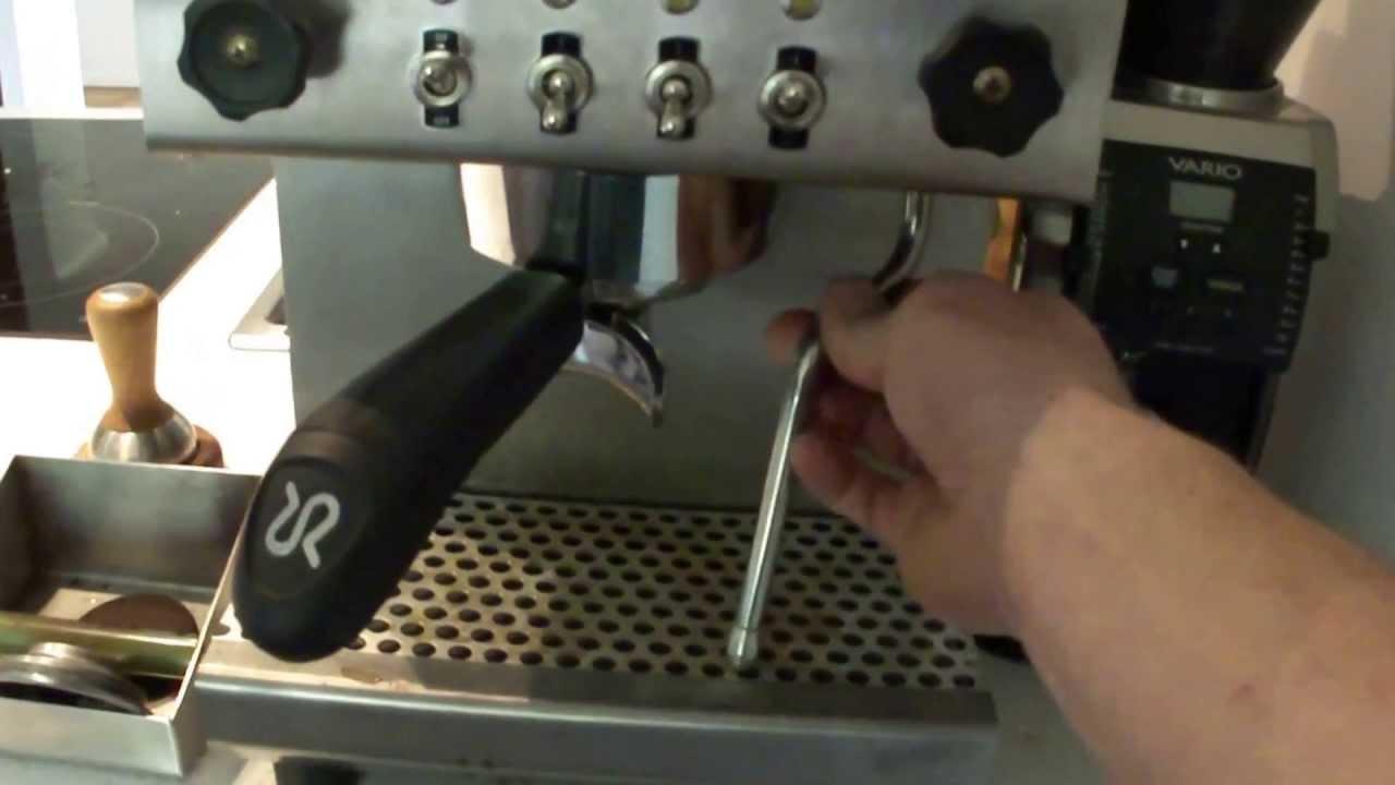 diy espresso machine