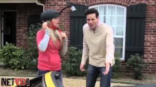 husband surprises wife with ferrari hilarious