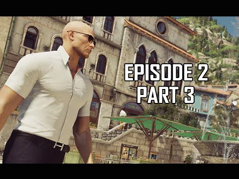 Hitman Walkthrough Part 3 - Sapienza - World of Tomorrow (2016 Gameplay Commentary)